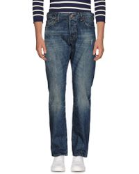 Denim & Supply Ralph Lauren - Denim Trousers - Lyst