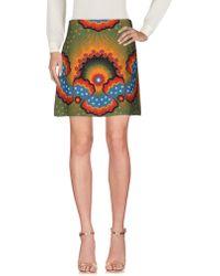 Valentino - Knee Length Skirt - Lyst