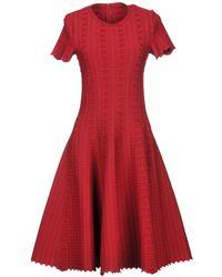 Alaïa - Knee-length Dress - Lyst