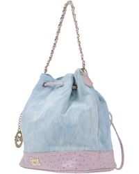 Secret Pon-pon - Backpacks & Bum Bags - Lyst