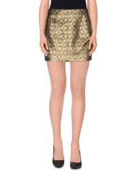 Faith Connexion - Mini Skirt - Lyst
