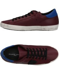 Philippe Model - Low-tops & Sneakers - Lyst