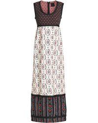 Anna Sui - Vestido largo - Lyst