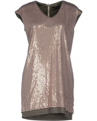 Silvian Heach - Short Dress - Lyst