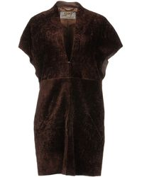 Vintage De Luxe - Overcoat - Lyst
