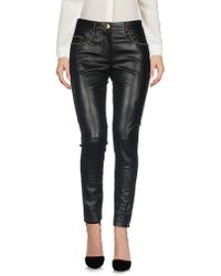 Boutique Moschino Casual Trousers - Black