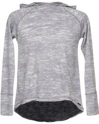 New Balance - Sweatshirt - Lyst