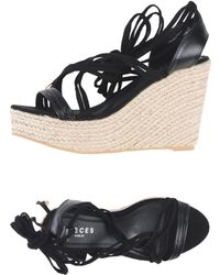 Pieces - Sandals - Lyst