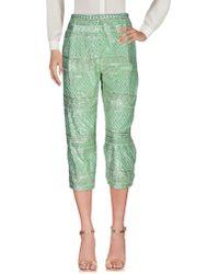 Manoush - 3/4-length Trousers - Lyst