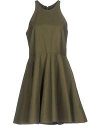Department 5 - Short Dress - Lyst