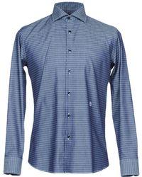 Tru Trussardi - Denim Shirts - Lyst