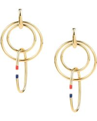 Tommy Hilfiger - Earrings - Lyst