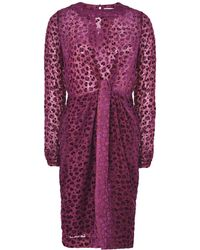 Jolie By Edward Spiers - Knee-length Dress - Lyst