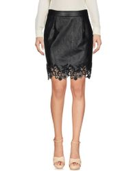 Ermanno Scervino - Knee Length Skirts - Lyst