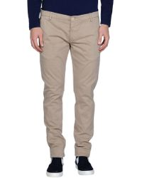 Massimo Rebecchi - Casual Pants - Lyst