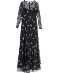 Monique Lhuillier - Langes Kleid - Lyst