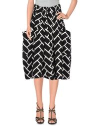Henrik Vibskov | Knee Length Skirt | Lyst