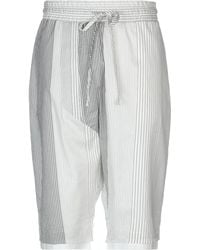 Lost & Found - 3/4-length Trousers - Lyst