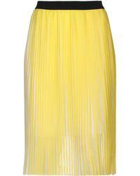 Nioi - 3/4 Length Skirt - Lyst