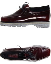 Simona Vanth | Lace-up Shoe | Lyst