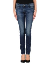 Meltin' Pot - Denim Pants - Lyst