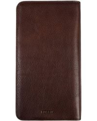 Fossil - Document Holders - Lyst