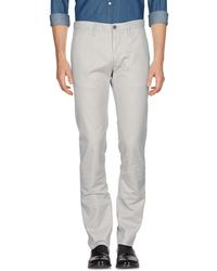 Incotex Red | Casual Trousers | Lyst
