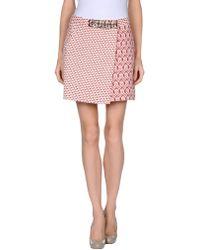 Fairly - Mini Skirt - Lyst