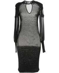 INTROPIA - Knee-length Dress - Lyst