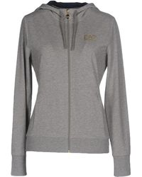 EA7   Sweatshirt   Lyst