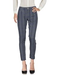 No.Sit - Casual Trouser - Lyst