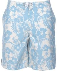 Woolrich - Swim Trunks - Lyst