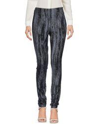 Donna Karan - Casual Pants - Lyst