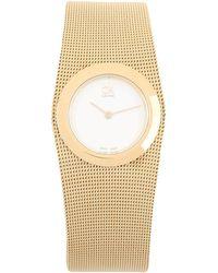 CK Calvin Klein - Wrist Watch - Lyst