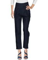 Peuterey - Denim Trousers - Lyst