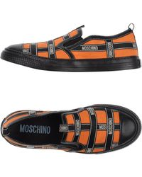 Moschino - Low-tops & Trainers - Lyst