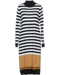 Scee By Twin-set - Knee-length Dress - Lyst