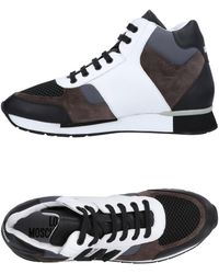 Love Moschino - High-tops & Trainers - Lyst