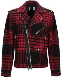 Macchia J Jacket - Red