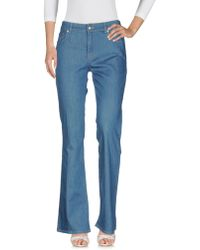 Marina Yachting - Denim Trousers - Lyst