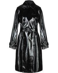Diane von Furstenberg - Overcoat - Lyst