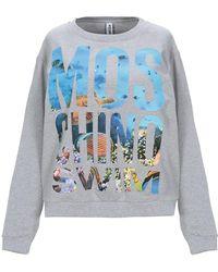 Moschino Sweatshirt - Grau