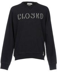 Closed - Sweatshirt - Lyst