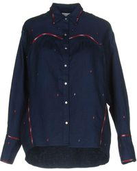 Thierry Colson - Shirt - Lyst