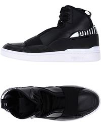 Alexander McQueen X Puma - High-tops & Sneakers - Lyst