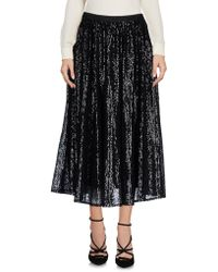 MICHAEL Michael Kors - 3/4 Length Skirt - Lyst