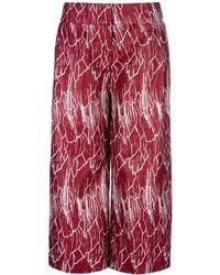 8 - 3/4-length Shorts - Lyst