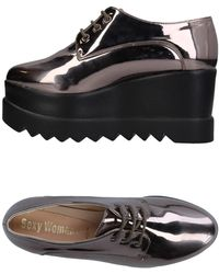 Sexy Woman - Lace-up Shoe - Lyst