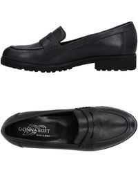 Donna Soft - Loafers - Lyst