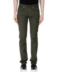 AG Jeans - Casual Trousers - Lyst